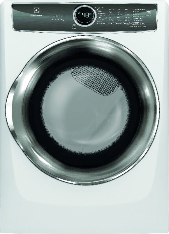 Electrolux Front Load Steam Dryer  8.0 Cu. Ft.