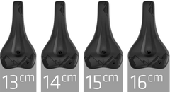 6OX Saddle Sizes