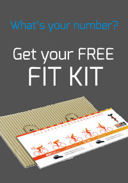 Free Bike Saddle Fit Kit
