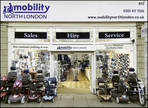 There's More at Mobility North London!