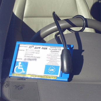 Blue Badge Protector (Single)