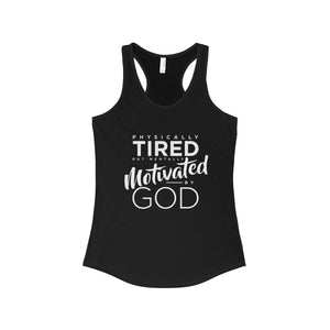 Mentally Motivated Racerback Tank