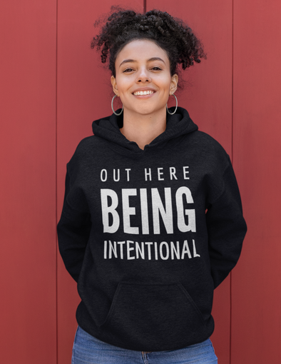 Intentional Hoodie (2 colors)