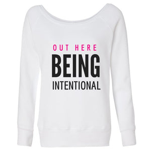 Intentional Sweatshirt