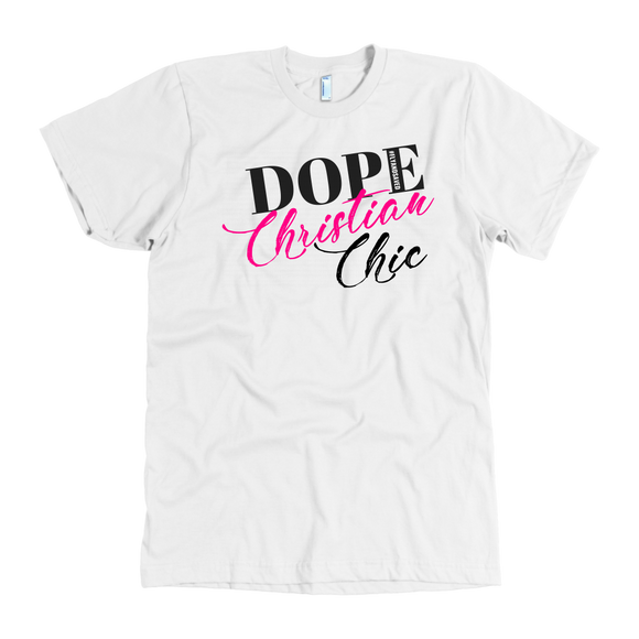 Dope Christian Chic White