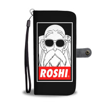 """Roshi"" Wallet Phone Case"