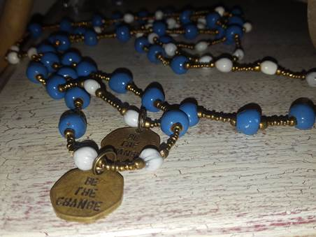 New jewelry just in...stop by and check out new handcrafted merchandise!