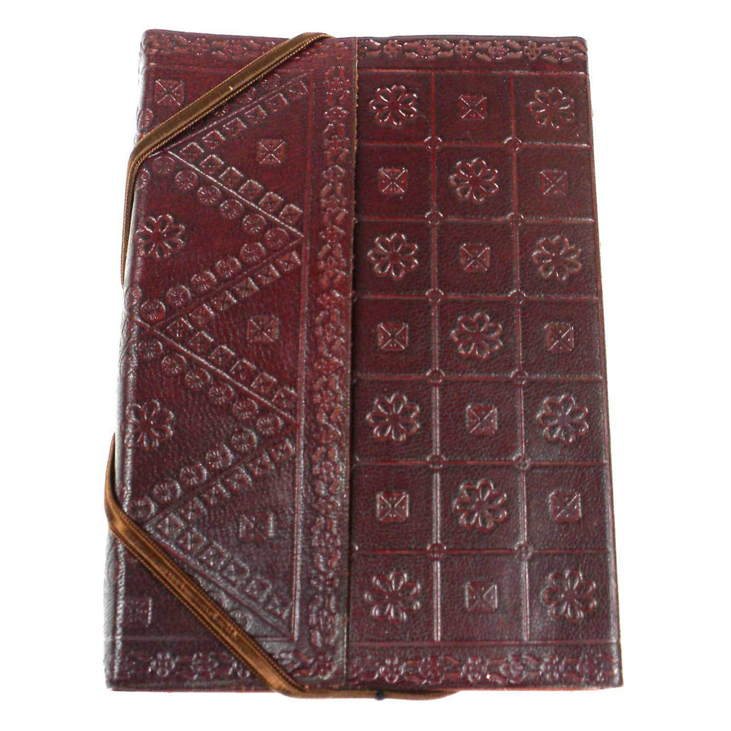 Bound in Leather Journal - Matr Boomie (J)