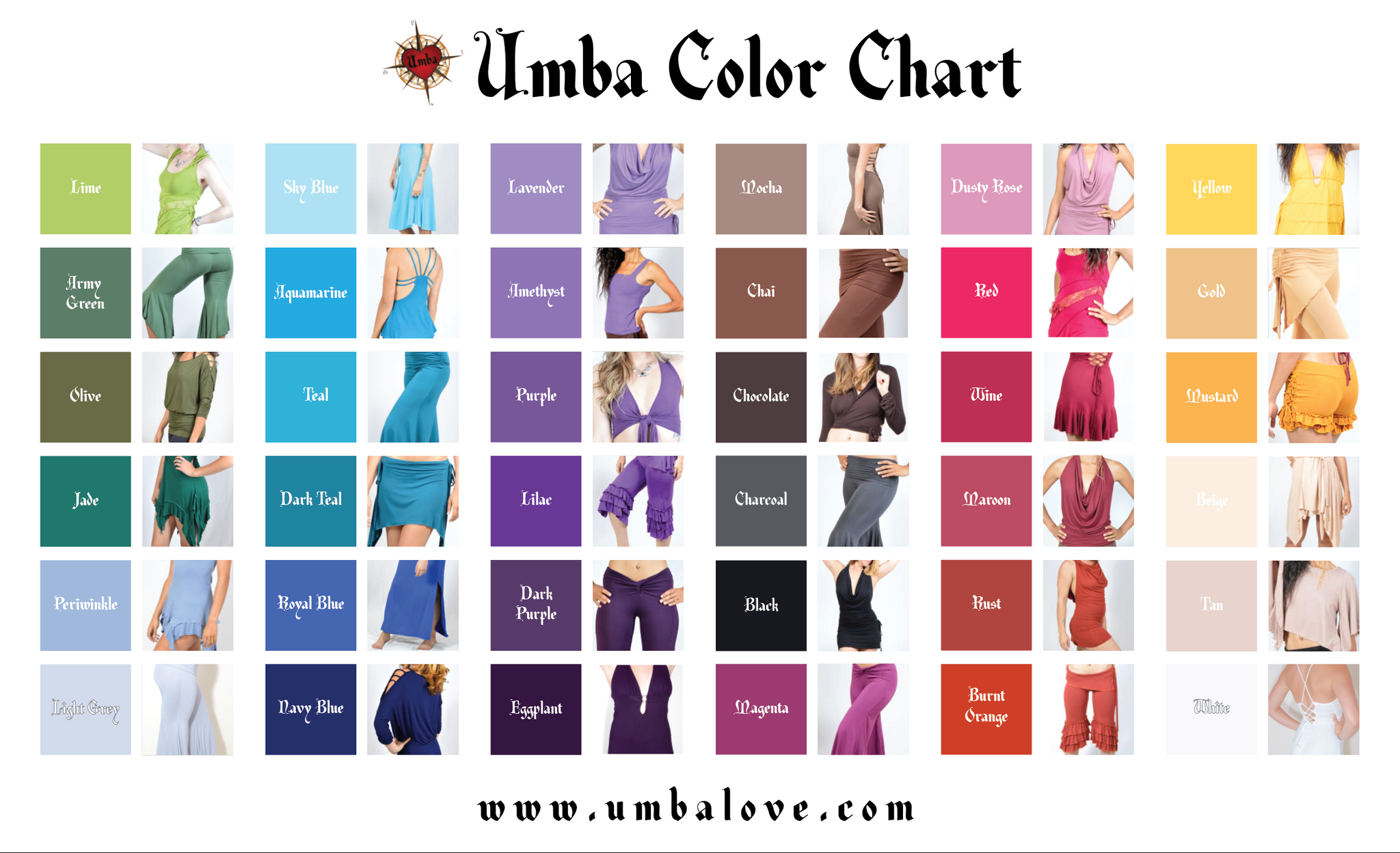 UMBA LOVE | FESTIVAL CLOTHING & ART | BOULDER, CO – UmbaLove