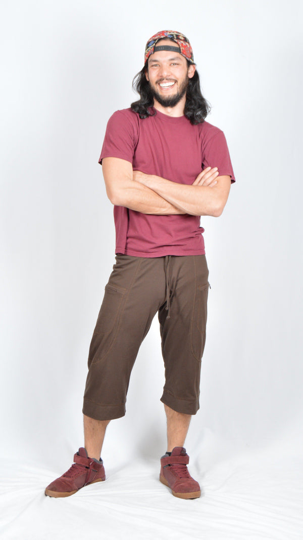 Men's Yoga Capri