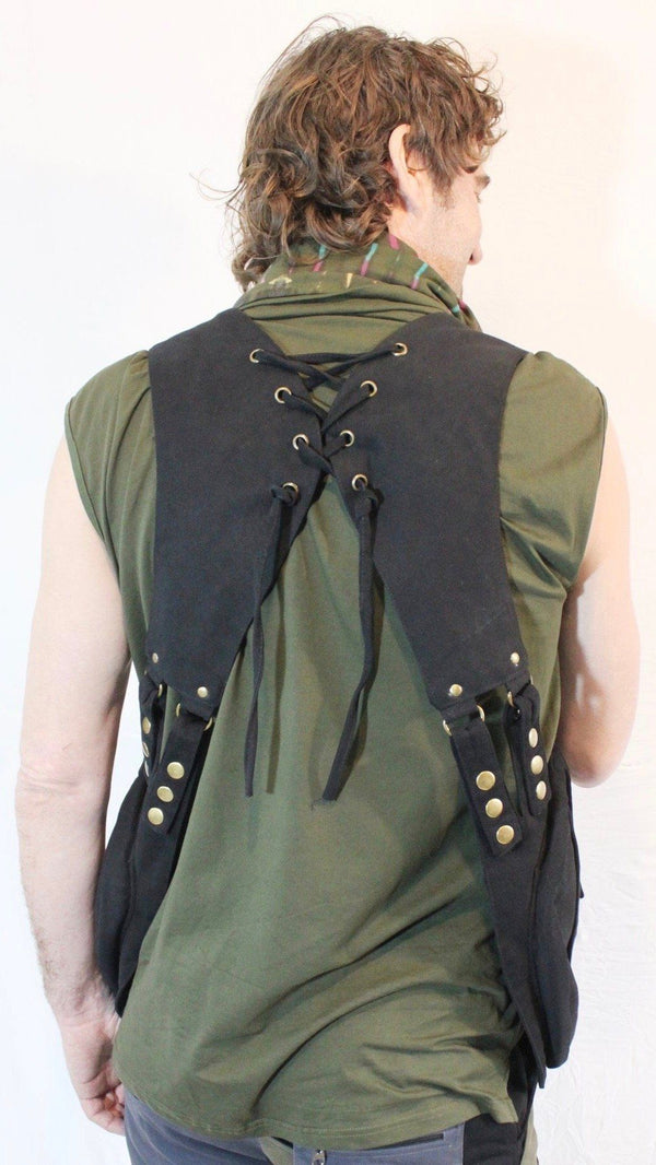 Dragon Scales Holster Vest