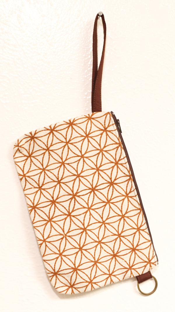 Flower of Life Pouch