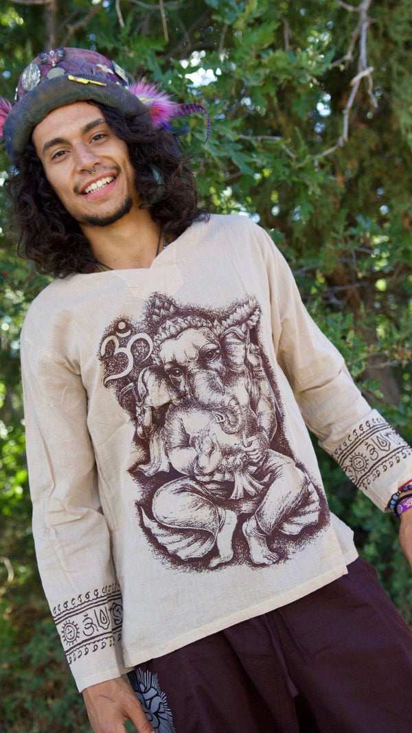 Ganesh Long Sleeve