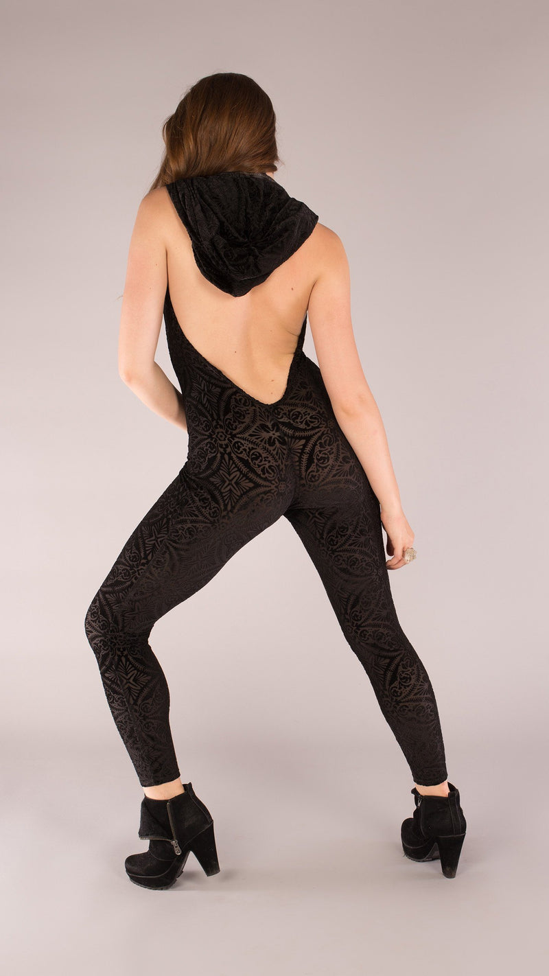 Midnight Burnout Mystique Ladyhawke Onesie