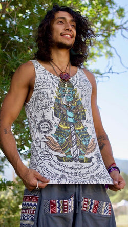 Protective Prayers Tank Top