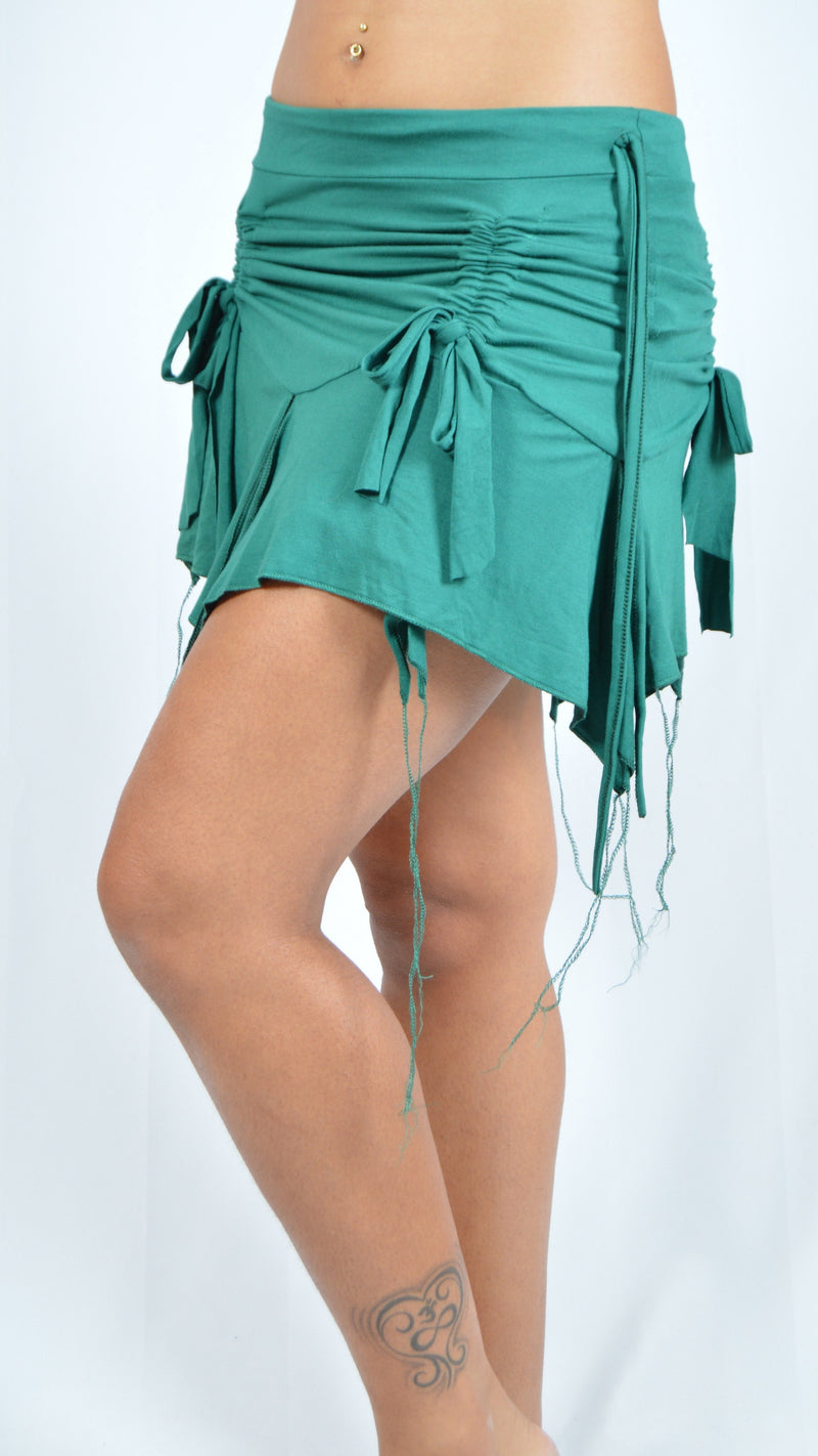 Jellyfish Fringe Skirt