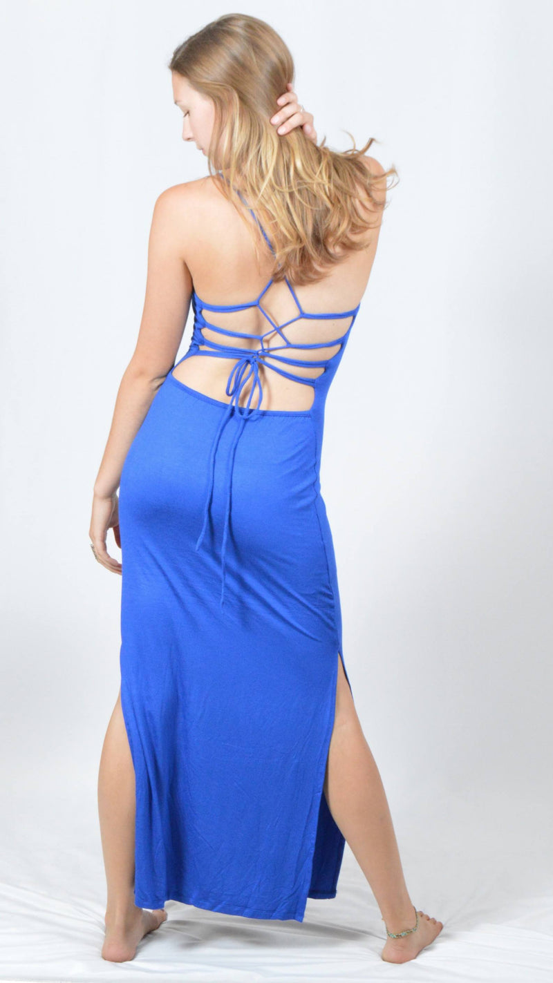 Long Strappy Dress