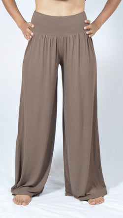 Basic Long Gaucho Pants