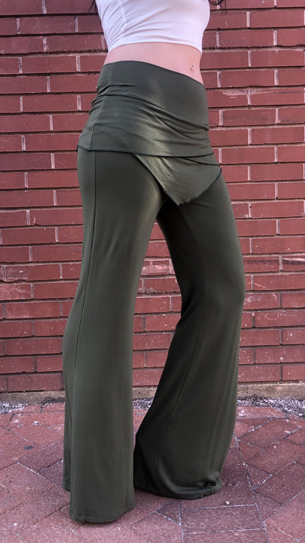 Gaucho Skirt Pants