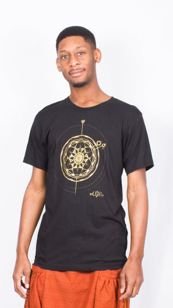 Gods Clock T-Shirt