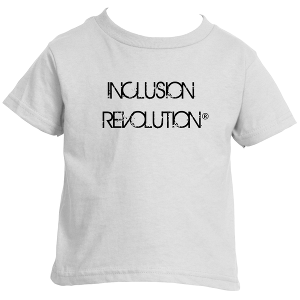 Toddler Inclusion Revolution Short Sleeve Tee