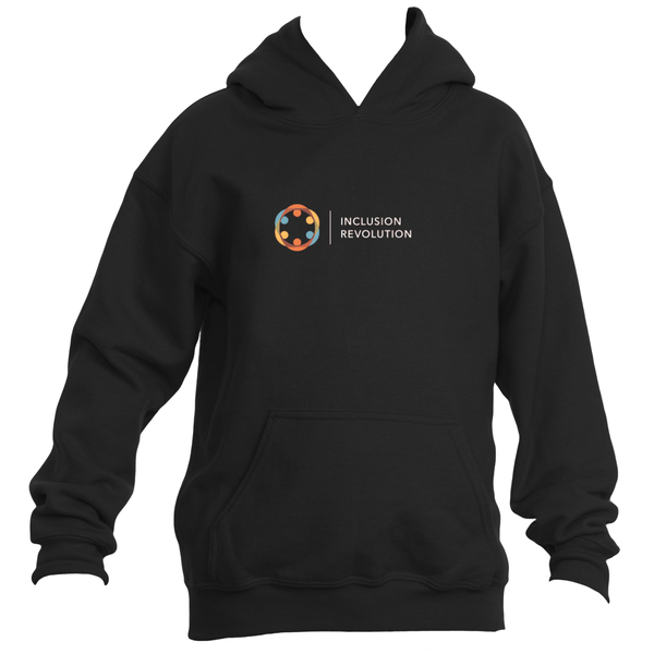 Youth Inclusion Revolution Hooded Pull Over Sweat Shirt