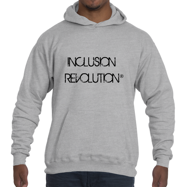 Men's Inclusion Revolution Hooded Pullover Sweat Shirt