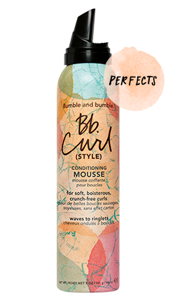 Bb.Curl conditioning mousse 5 oz