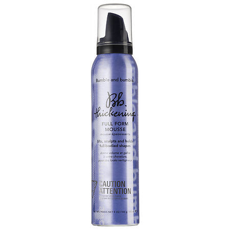 Bb Full Form Mousse 1.4 oz