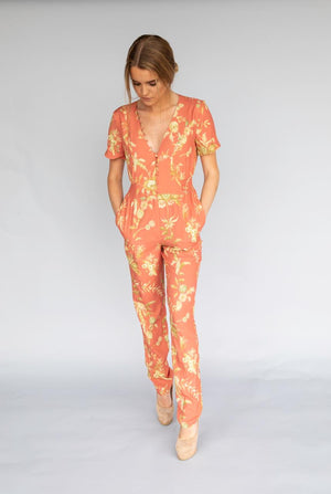 Sir Florentine Panelled Jumpsuit
