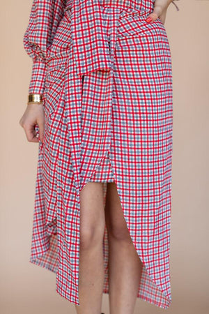 C/Meo Collective Counting All Cherry Skirt