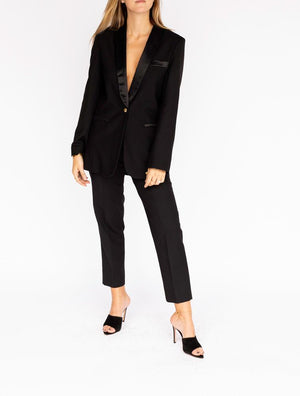 Pretty The 24/7 Black Trouser