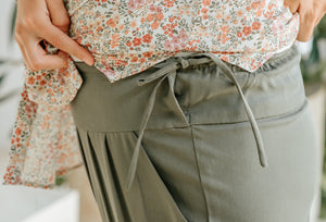 Matrioska Drawstring Pants