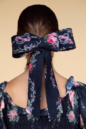 Love Shack Fancy Lorna Barrete Bow