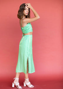 Finders Yasmine Mint Skirt