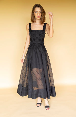 Keepsake Chime Black Gown