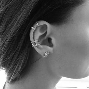Stud Ear Cuff Mini