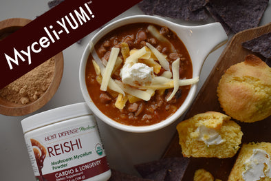 Host Defense® Reishi Chili