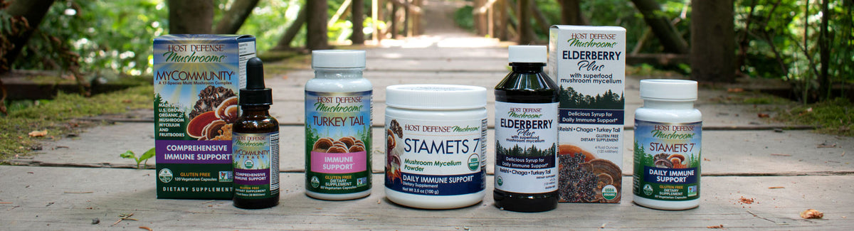 Paul's Picks for Year-Round Immune Support