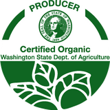 Washington State Certified Organic