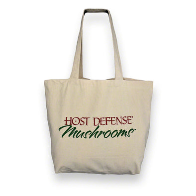 Host Defense® Canvas Tote Bag