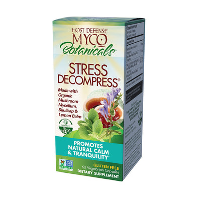 MycoBotanicals® Stress Decompress® Capsules