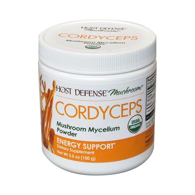 Cordyceps Powder - Host Defense Mushrooms