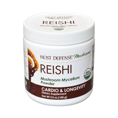Reishi Powder - Host Defense Mushrooms