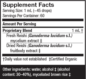 Reishi Extract - Host Defense Mushrooms
