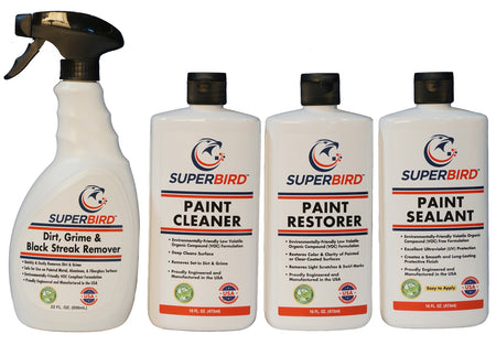 SUPERBIRD Paint Restoration: 5-Star Customer Review on Amazon!!!