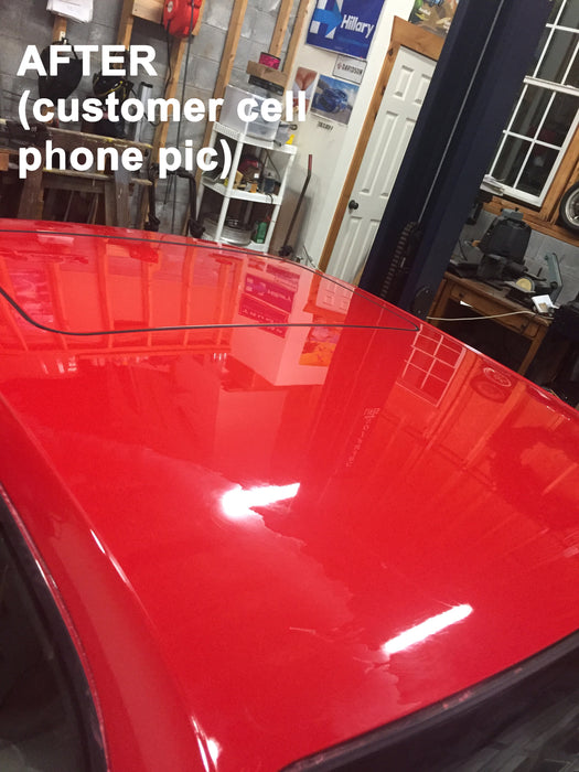 SUPERBIRD Automotive Paint Restoration System