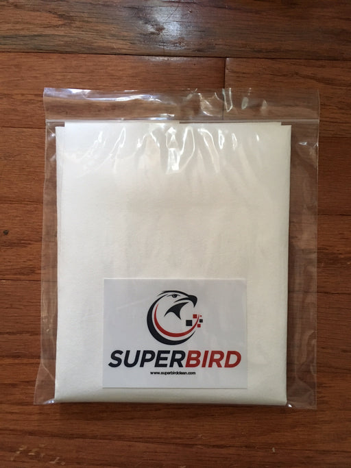 SUPERBIRD Super Cloth - $1.00 donation to Van's Air Force for each cloth purchased