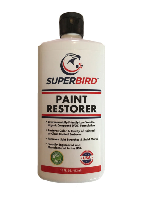 SUPERBIRD Aircraft Paint Restorer
