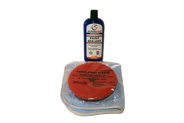 SUPERBIRD Automotive Paint Sealant